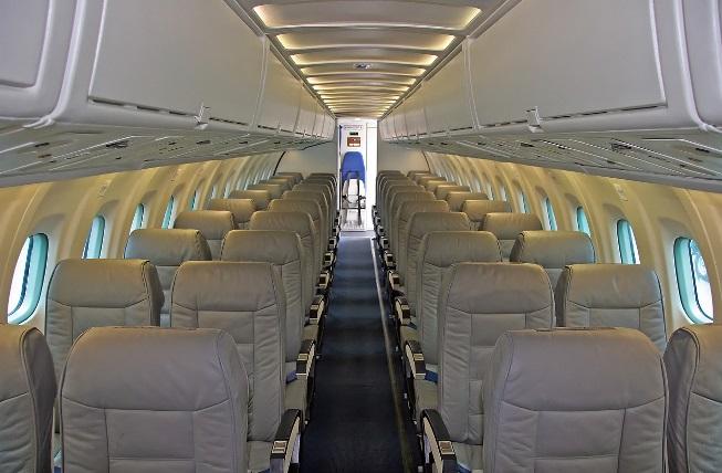 Салон ATR-42