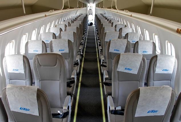 Салон ATR-72