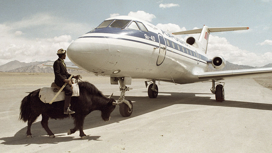 Як-40